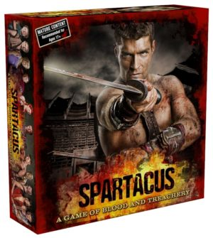 Buy Spartacus: A Game Of Blood And Treachery the board game online in NZ