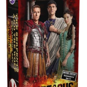 Buy Spartacus A Game Of Blood And Treachery The Serpents And The Wolf NZ