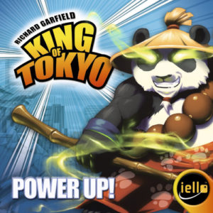 Buy King Of Tokyo: Power Up! (2017 Edition) the game expansion online in NZ