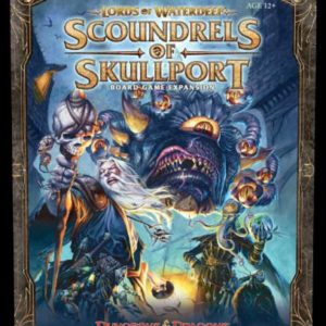 Buy Lords Of Waterdeep: Scoundrels Of Skullport the game expansion online in NZ