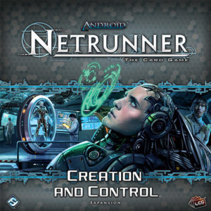 Buy Android Netrunner Creation And Control NZ