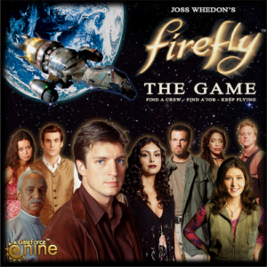 Buy Firefly The Game NZ