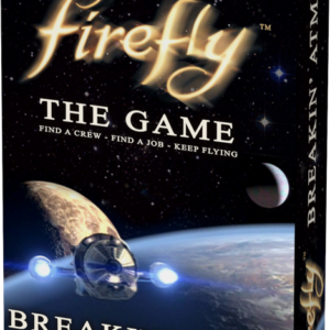 Buy Firefly: The Game - Breakin' Atmo the game expansion online in NZ