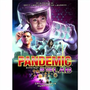 Buy Pandemic: In The Lab the game expansion online in NZ