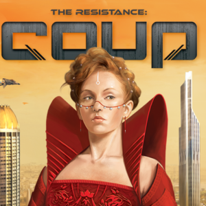 Buy The Resistance: Coup the card game online in NZ