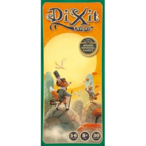 Buy Dixit: Origins the game expansion online in NZ