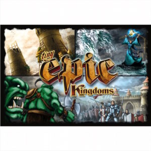 Buy Tiny Epic Kingdoms the board game online in NZ