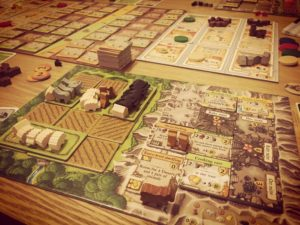 Buy Caverna: The Cave Farmers the board game online in NZ