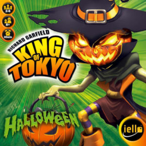 Buy King Of Tokyo: Halloween 2nd Edition the game expansion online in NZ