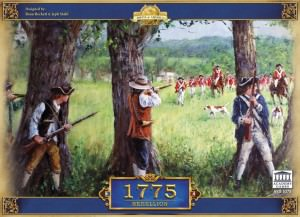 Buy 1775: Rebellion the board game online in NZ