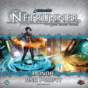 Buy Android Netrunner Honor And Profit NZ