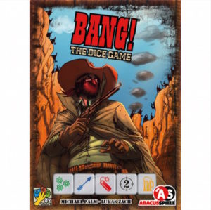 Buy Bang! The Dice Game the game online in NZ