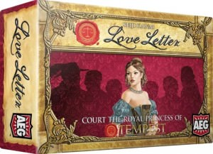 Buy Love Letter: Boxed Edition the card game online in NZ