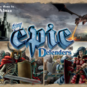 Buy Tiny Epic Defenders NZ