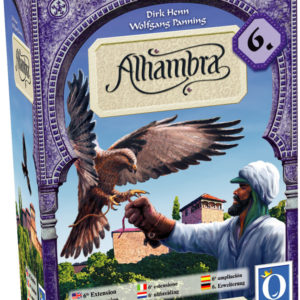 Buy Alhambra: The Falconers the game expansion online in NZ
