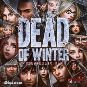 Buy Dead of Winter: A Crossroads Game the board game online in NZ