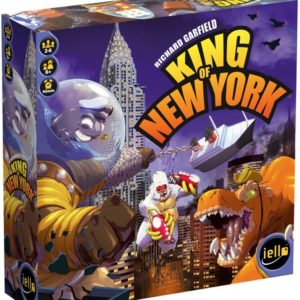 Buy King of New York the game online in NZ