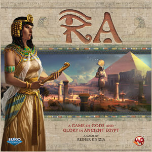 Buy Ra the board game online in NZ