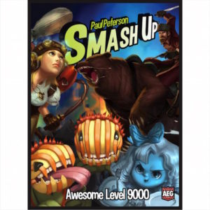 Buy Smash Up: Awesome Level 9000 the card game expansion online in NZ