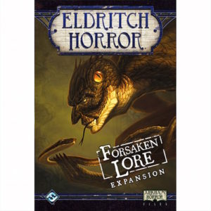 Buy Eldritch Horror: Forsaken Lore the game expansion online in NZ