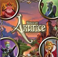 Buy Kings of Artifice the board game online in NZ