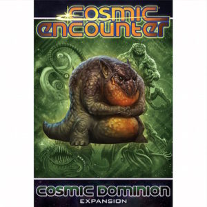 Buy Cosmic Encounter: Cosmic Dominion the game expansion online in NZ