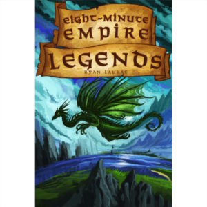 Buy Eight-Minute Empire: Legends the board game online in NZ