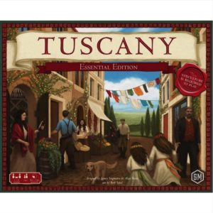 Buy Tuscany Essential Edition (Expansion) the game expansion online in NZ