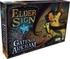 Buy Elder Sign: Gates of Arkham the game expansion online in NZ