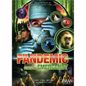 Buy Pandemic: State of Emergency the game expansion online in NZ