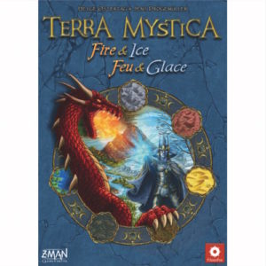 Buy Terra Mystica: Fire & Ice the board game expansion online in NZ