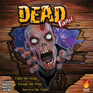 Buy Dead Panic the board game online in NZ