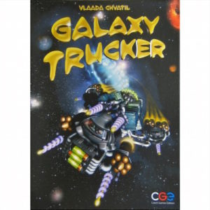Buy Galaxy Trucker the board game online in NZ