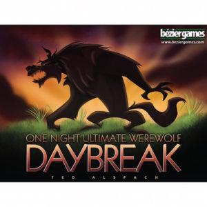 Buy One Night Ultimate Werewolf Daybreak the game online in NZ