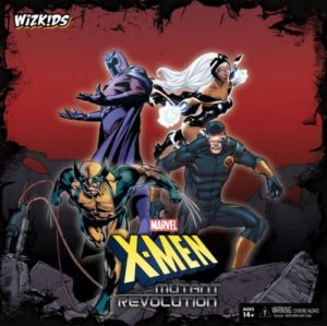 Buy X-Men: Mutant Revolution the board game online in NZ