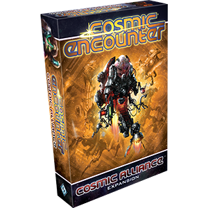 Buy Cosmic Encounter: Cosmic Alliance the game expansion online in NZ