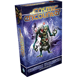 Buy Cosmic Encounter: Cosmic Incursion the game expansion online in NZ
