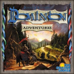 Buy Dominion: Adventures (Expansion) the game expansion online in NZ