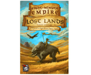 Buy Eight-Minute Empire: Lost Lands the game expansion online in NZ