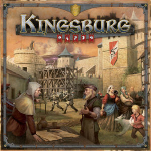 Buy Kingsburg (2nd Edition) the board game online in NZ