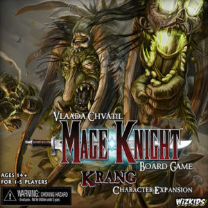 Buy Mage Knight: Krang Character Expansion the game expansion online in NZ