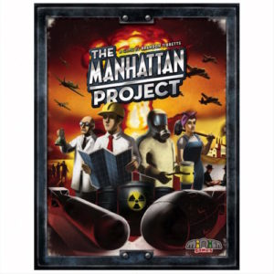 Buy The Manhattan Project the board game online in NZ