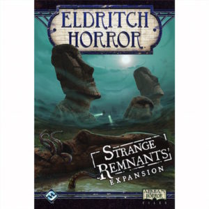 Buy Eldritch Horror: Strange Remnants (Expansion) the game expansion online in NZ