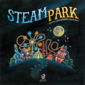 Buy Steam Park the board game online in NZ