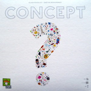 Buy Concept the board game online in NZ