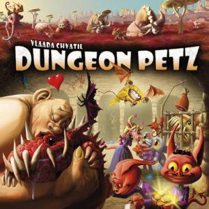 Buy Dungeon Petz the board game online in NZ
