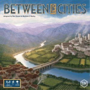 Buy Between Two Cities the board game online in NZ