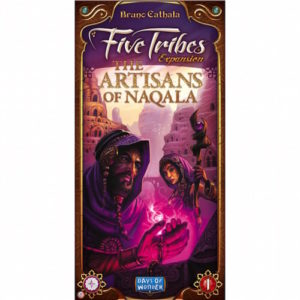 Buy Five Tribes: The Artisans of Naqala the game expansion online in NZ