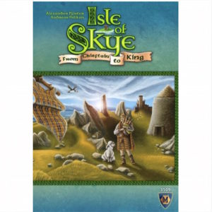 Buy Isle of Skye: From Chieftain to King the board game online in NZ