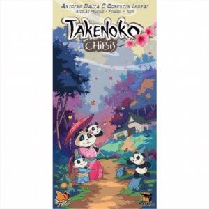 Buy Takenoko: Chibis the game expansion online in NZ